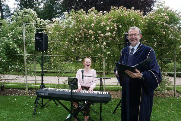 muziek ceremonie